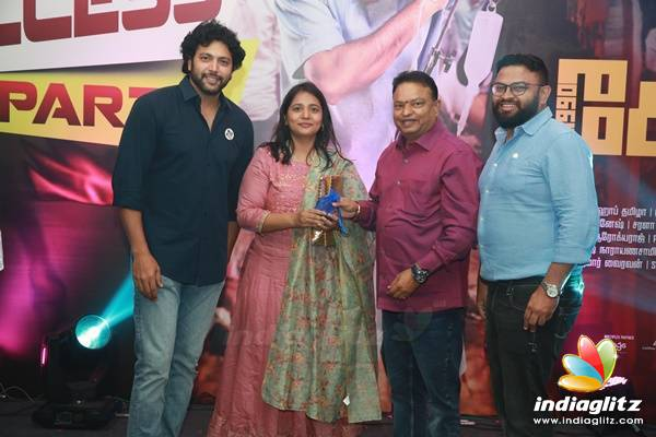'Comali' Movie Success Party