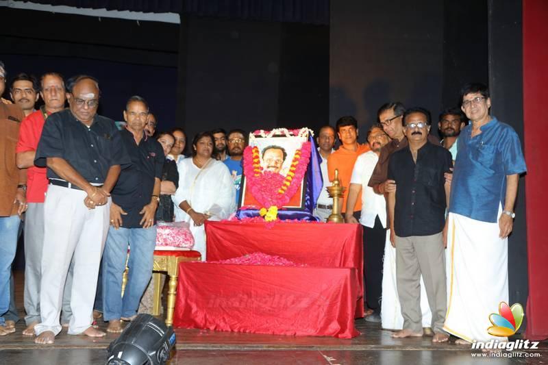 Pugazh Anjali For Crazy Mohan
