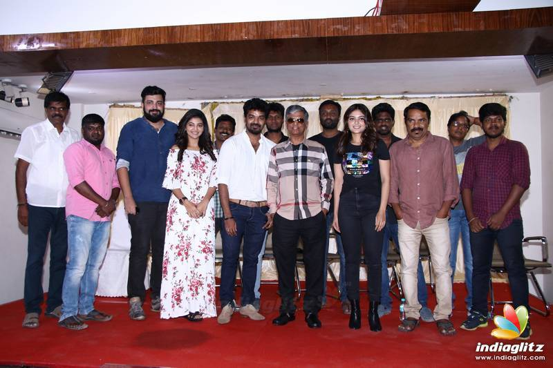 'Capmari' Movie Press Meet