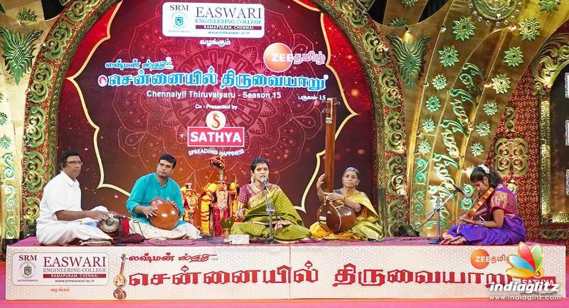 Chennaiyil Thiruvaiyaru Season 15 - Day 2