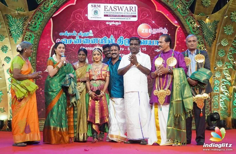 Chennaiyil Thiruvaiyaru Season 15 - Day 3