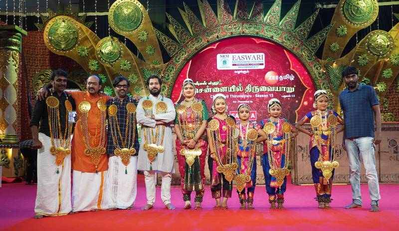 Chennaiyil Thiruvaiyaru Season 15 - Day 4