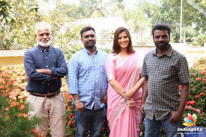 'Danny' Movie Pooja