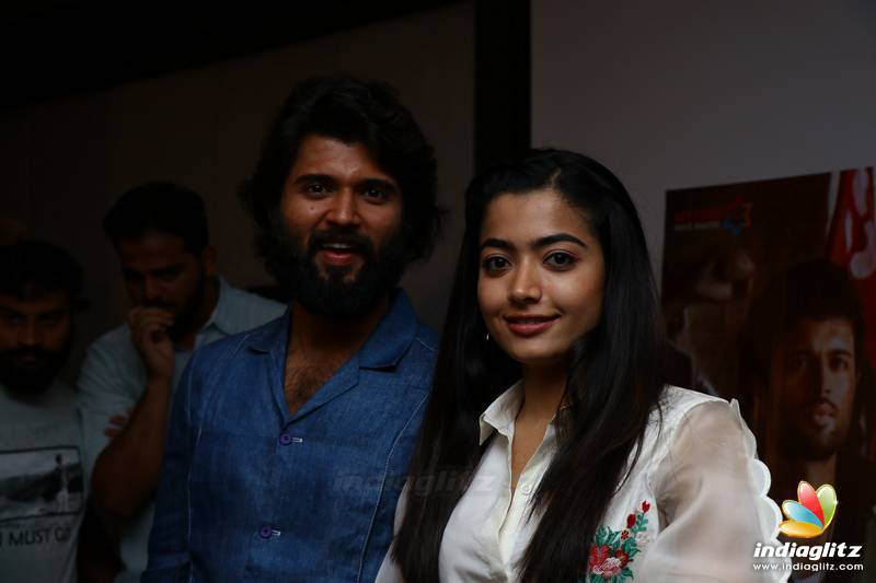'Dear Comrade' Movie Press Meet