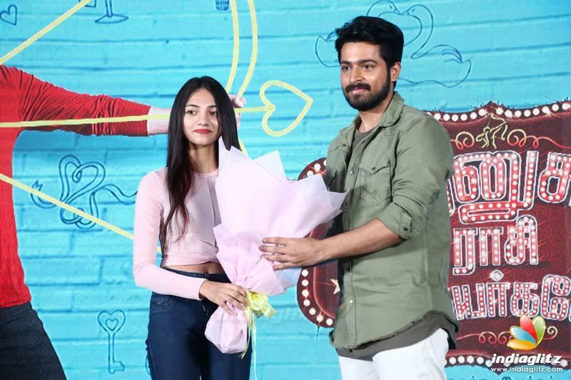 'Dhanusu Raasi Neyargale' Movie Audio Launch