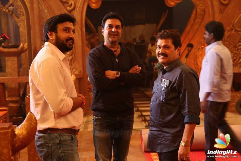 Yogibabu's 'Dharmaprabhu' Movie Launch