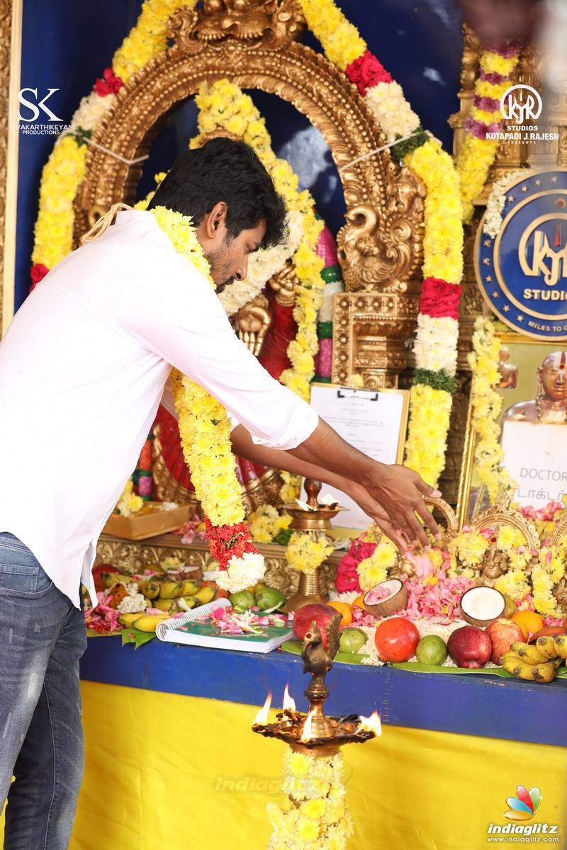 'Doctor' Movie Pooja