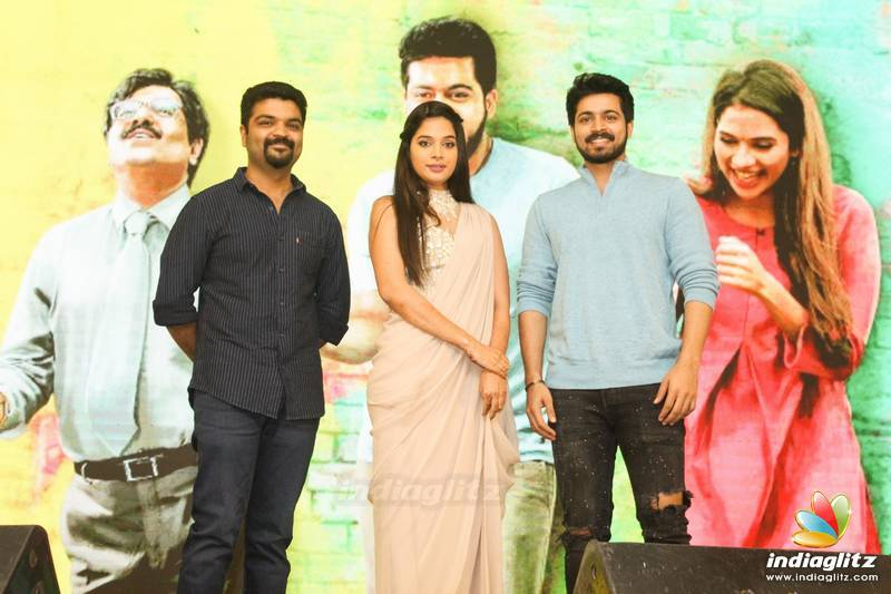 'Dharala Prabhu' Movie Press Meet