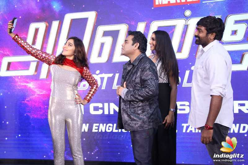 'Avengers Endgame' Press Meet