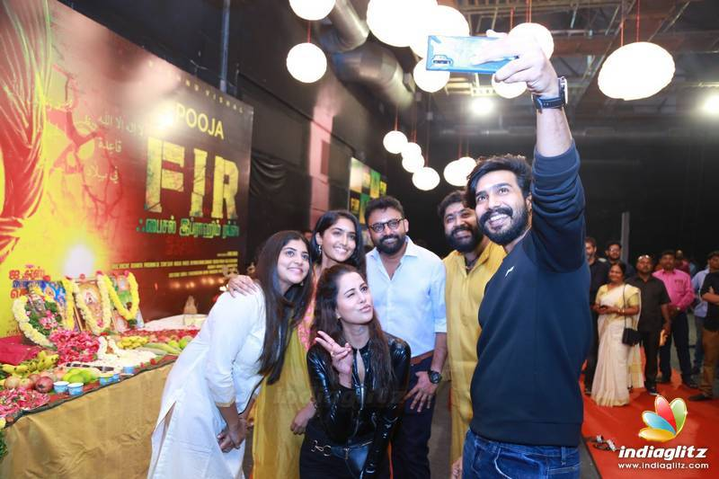 'FIR' Movie Pooja