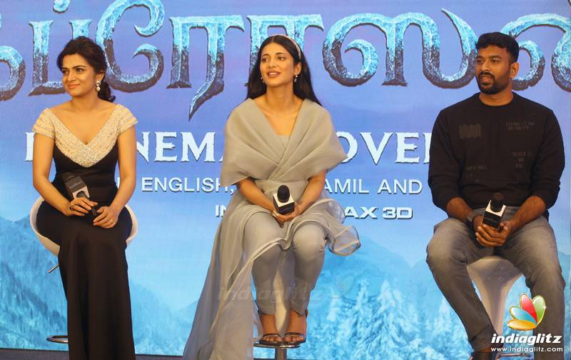 'Frozen 2' Movie Press Meet