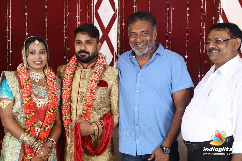 Events - Tamil Film Producer Council Ec Member Gafar's Son Wedding