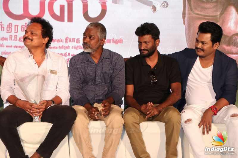 'Genius' Movie Press Meet
