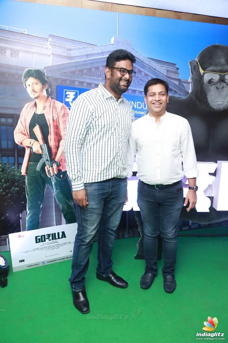 'Gorilla' Movie Audio Launch