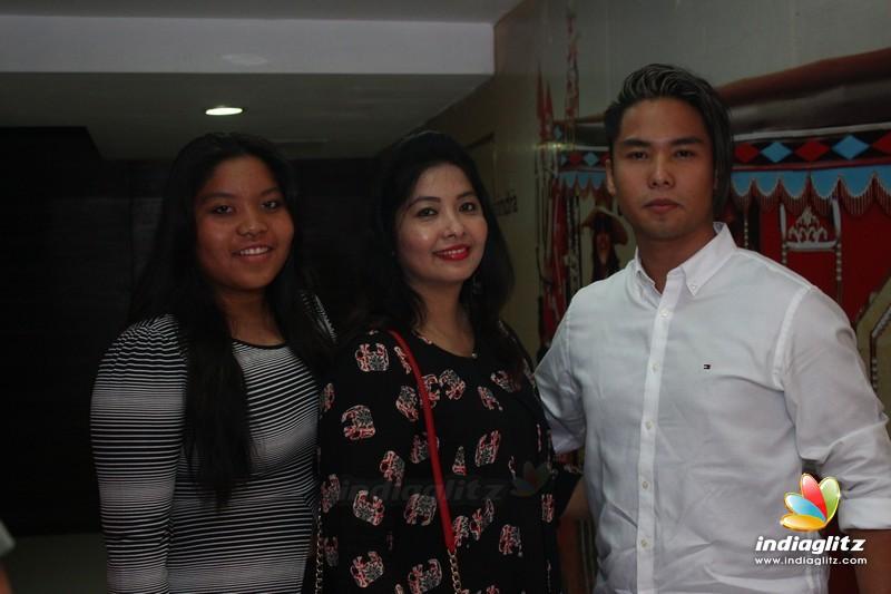 'Gulaebaghavali' Premiere Show