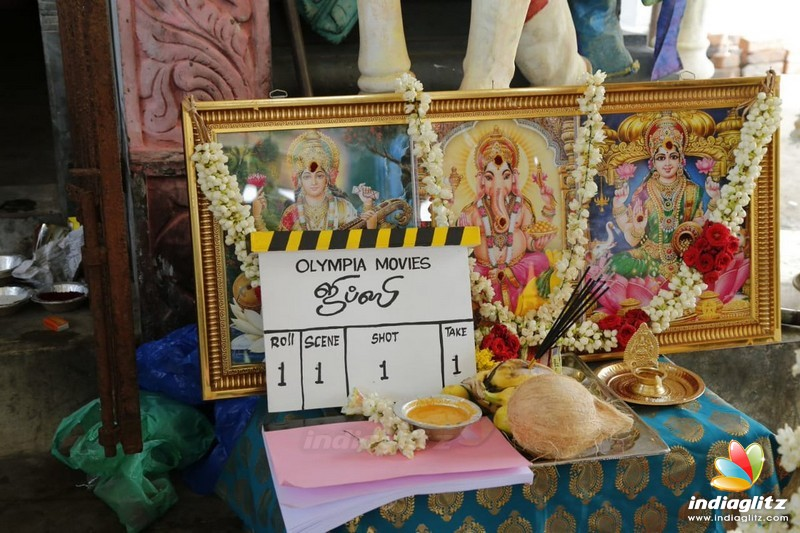 'Gypsy' Movie Pooja