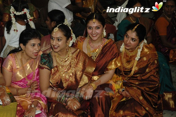 Events Stars At Director Haris Family Wedding Movie Trailer Launch