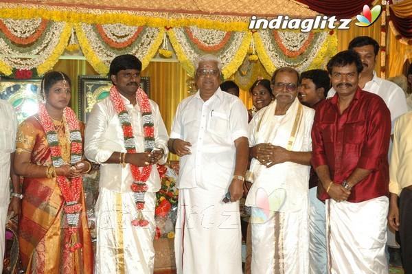 Eventsstars At Director Haris Family Wedding