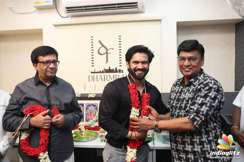 'Ikk' Movie Pooja