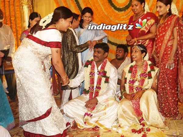 EventsVikram Krishna Weds Shriya Reddy