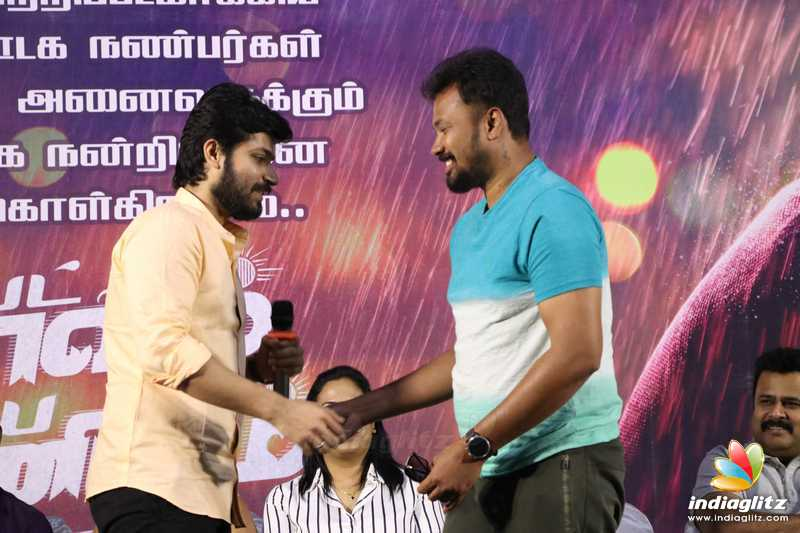 'Ispade Rajavum Idhaya Raniyum' Success Meet