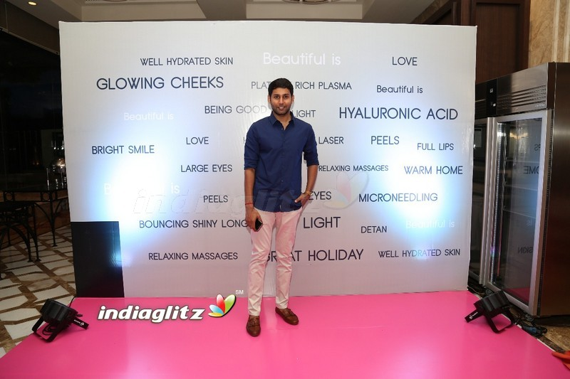Celebs at ISMO Skin & Aesthetic Clinic Launch