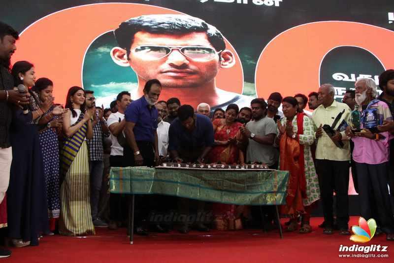 'Irumbu Thirai' 100 Days Celebrations