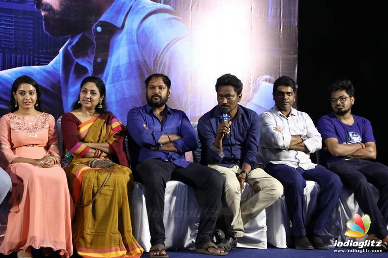 'Jiivi' Movie Success Meet