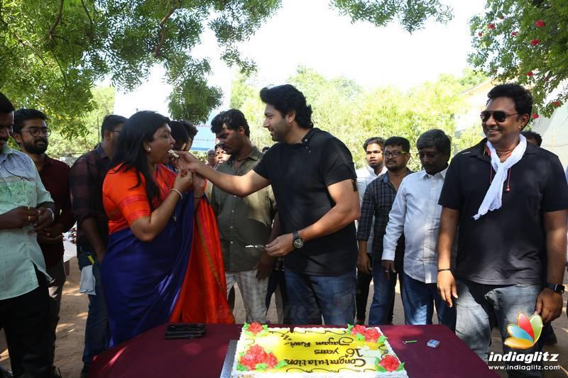 Jayam Ravi's 25th Movie Pooja