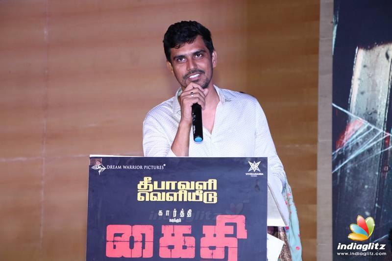 'Kaithi' Movie Press Meet