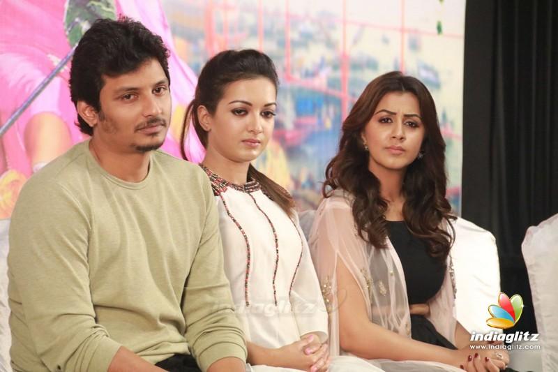 'Kalakalappu 2' Movie Press Meet