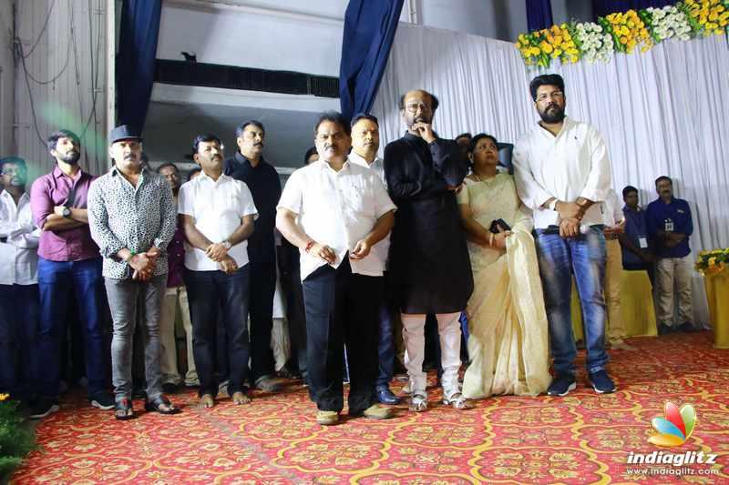 Kalaignar Karunanidhi Memorial Gathering