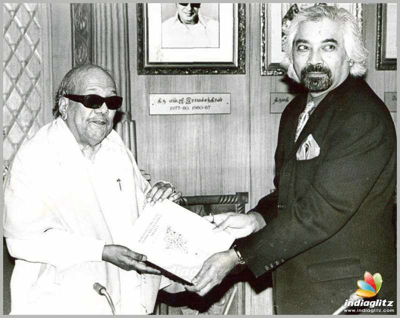 Rare and Memorable photos of Kalaignar Karunanidhi