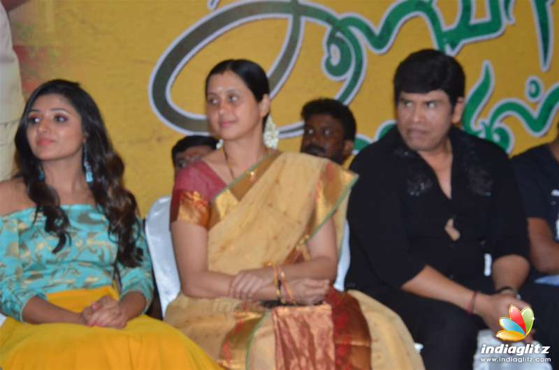 'Kalavani Mappillai' Movie Audio Launch