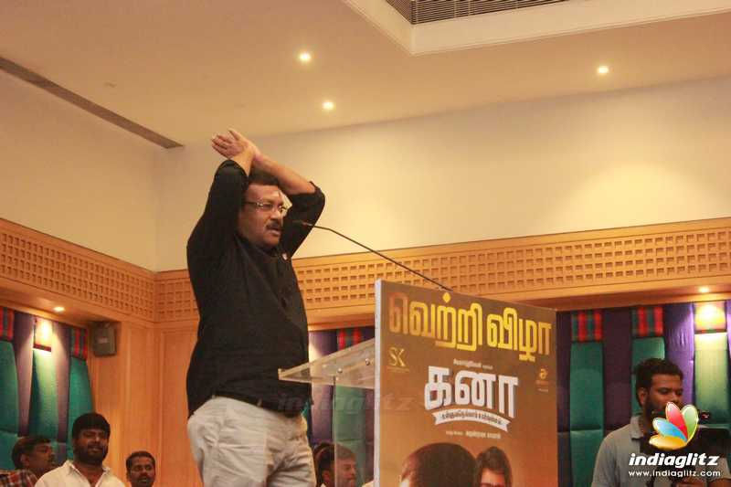 'Kanaa' Movie Success Meet