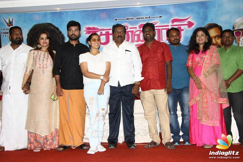 'Kanni Raasi' Movie Press Meet