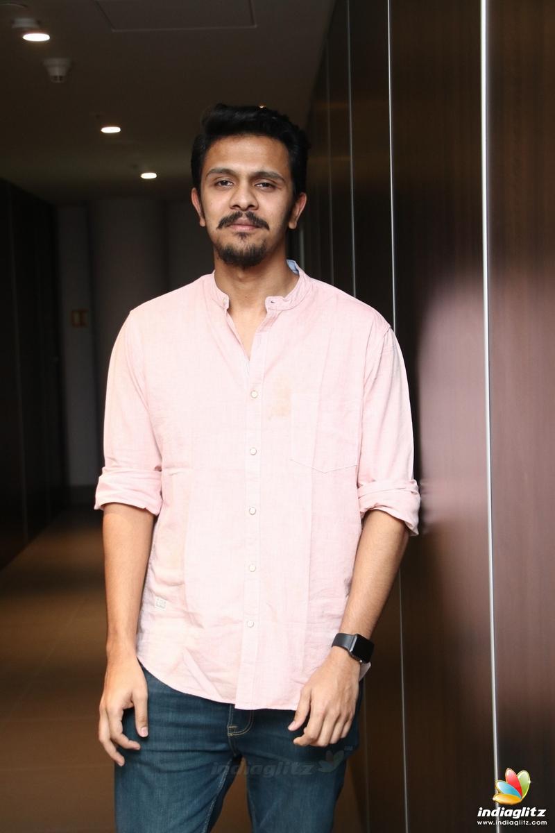 Director Karthick Naren Meets The Press