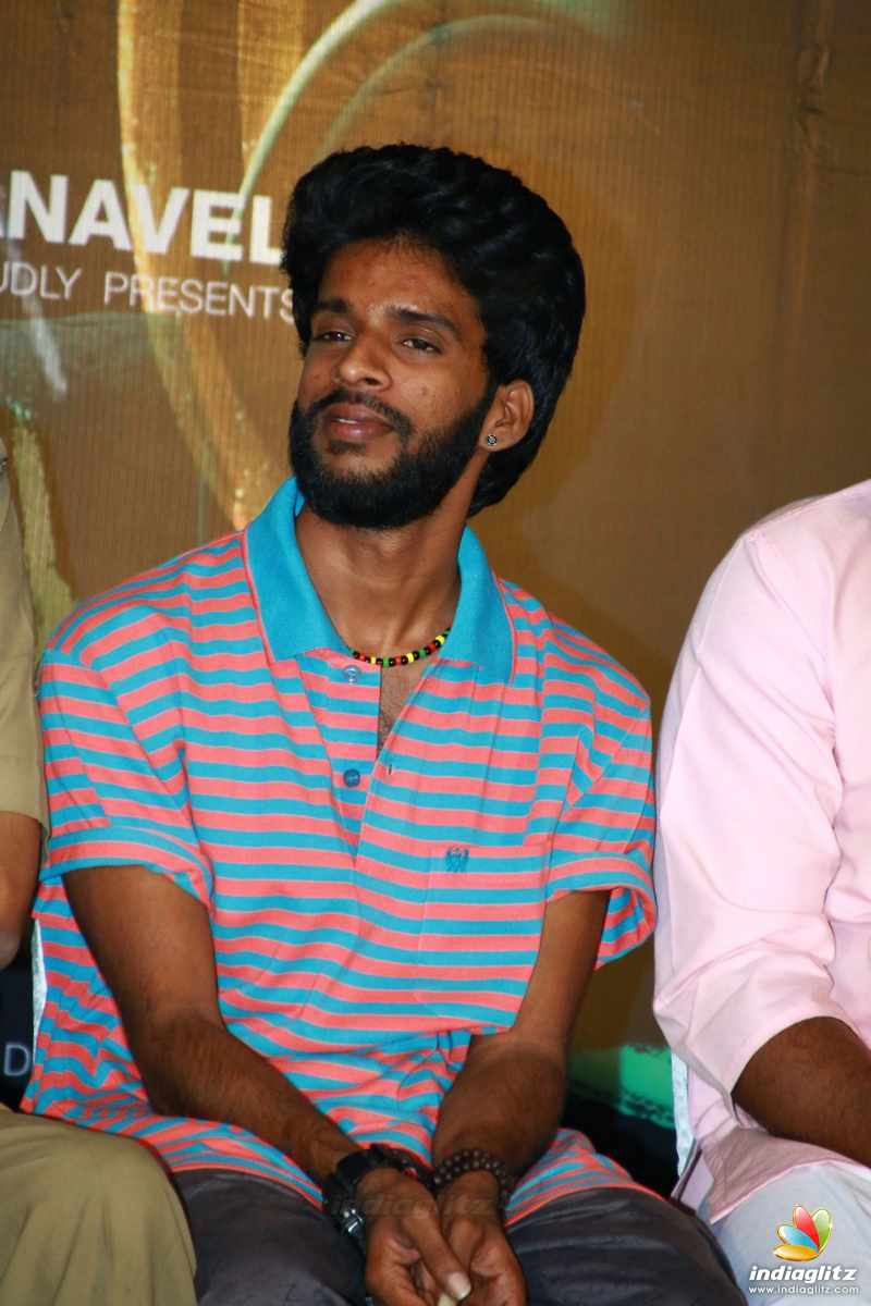 'Kateri' Movie Press Meet