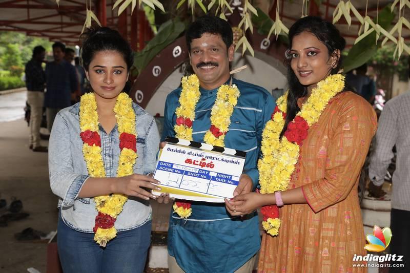 'Kattil' Movie Pooja
