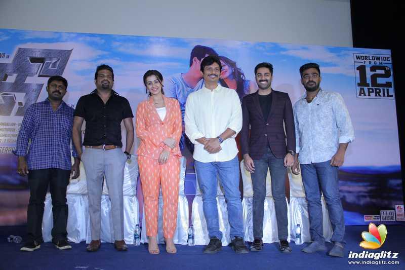 'Kee' Movie Press Meet
