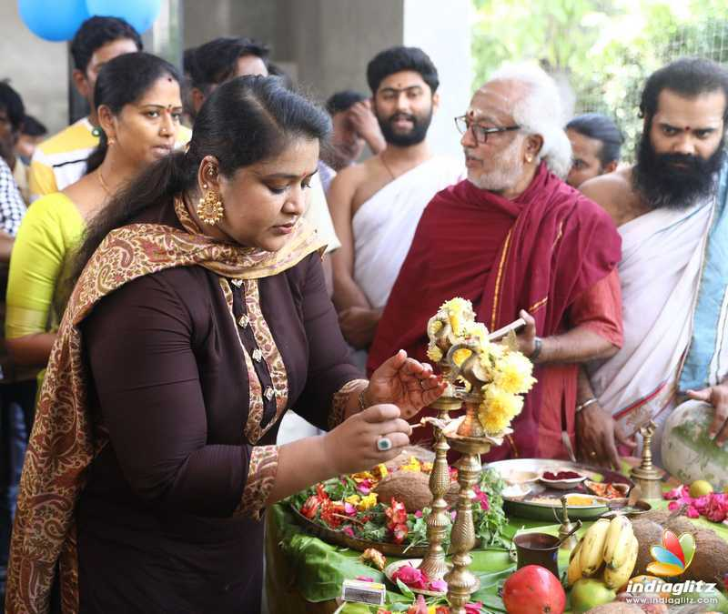'Khaki' Movie Pooja