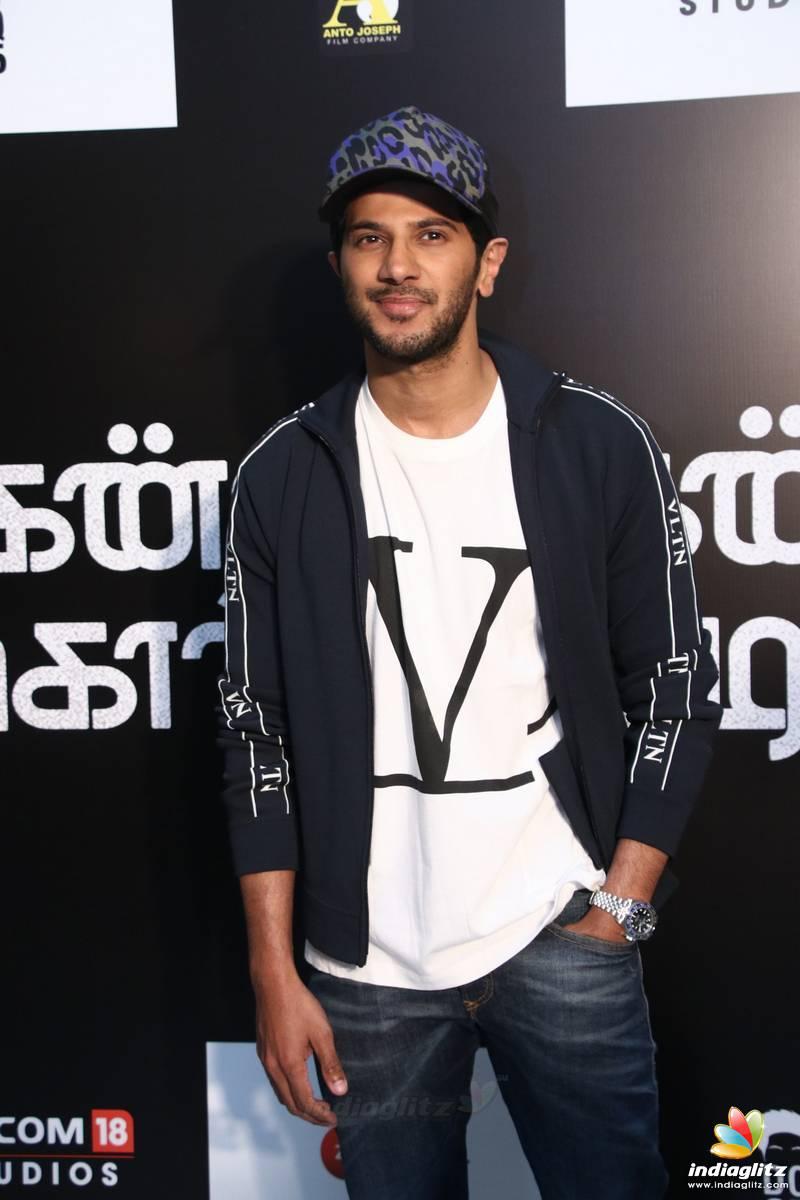 'Kannum Kannum Kollaiadithal' Movie Success Meet