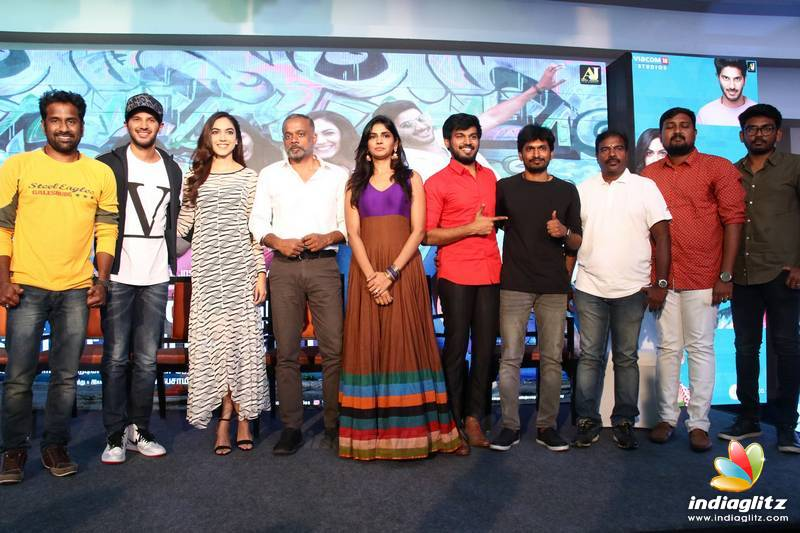 'Kannum Kannum Kollaiadithal' Movie Success Meet