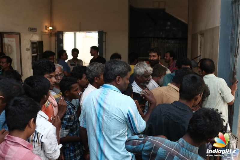 'Kattu Paiyan Sir Intha Kaali' free show screening for fans!