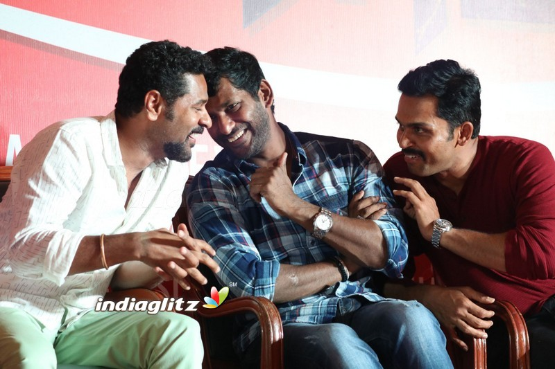'Karuppu Raja Vellai Raja' Movie Launch