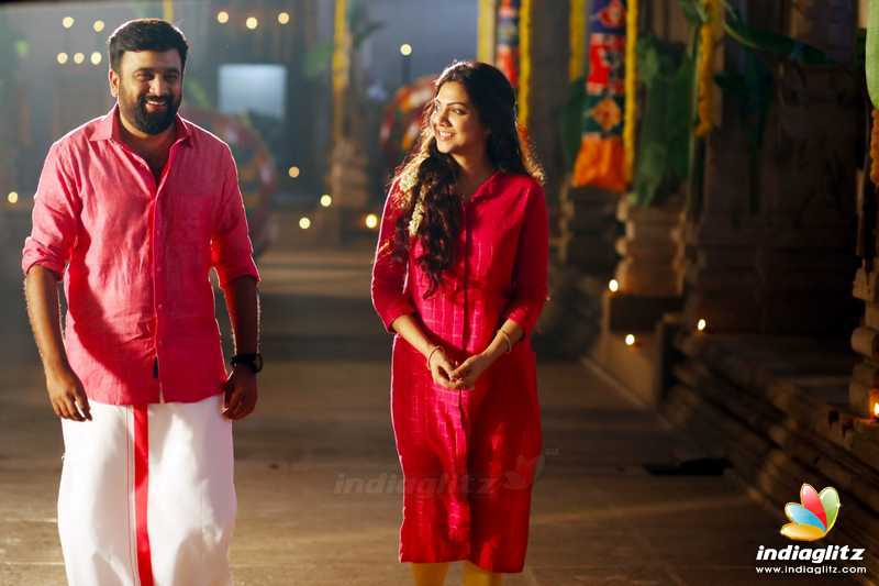 'Kombu Vatcha Singamda' Movie Pooja