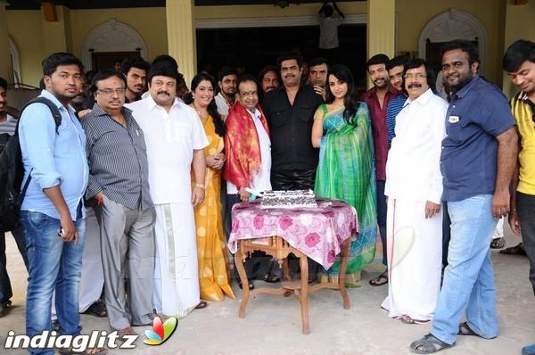 Lakshmi Movie Makers K.Muralidharan Birthday Celebration
