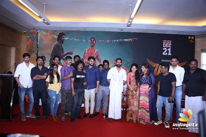 'Maari 2' Press Meet