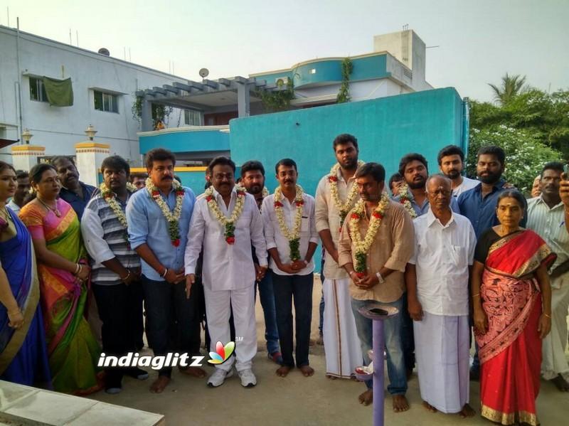'Madura Veeran' Movie Launch