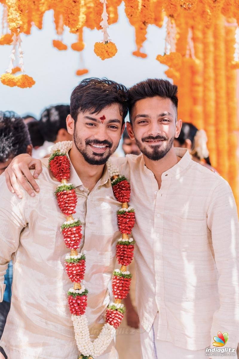 Mahat Raghavendra - Prachi Mishra Wedding